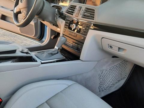 2011 Mercedes-Benz E Blu Ne Shitje Foto 3