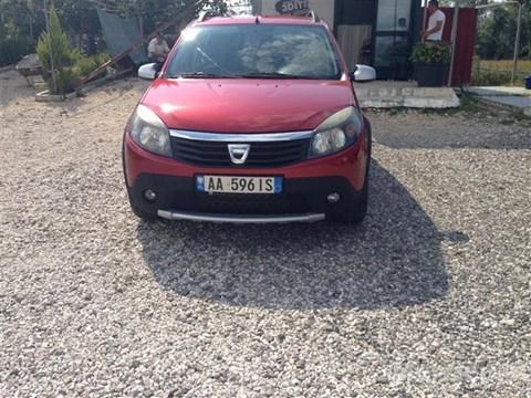 2012 Dacia Sandero E Kuqe Ne Shitje Foto 1