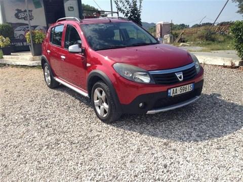 2012 Dacia Sandero E Kuqe Ne Shitje Foto 4