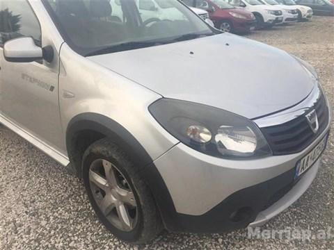 2012 Dacia Sandero E Argjendtë Ne Shitje Foto 5