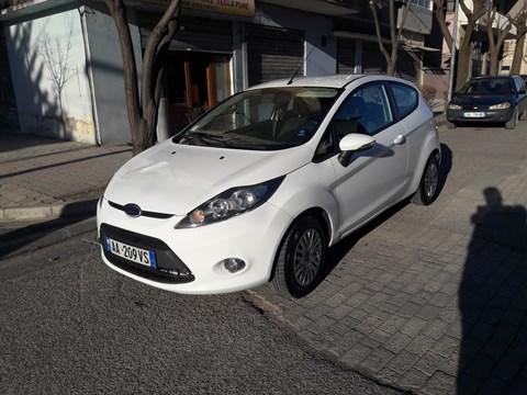 2012 Ford Fiesta E Bardhë Ne Shitje Foto 1