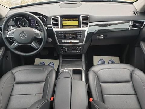 2012 Mercedes-Benz ML Gri Ne Shitje Foto 6