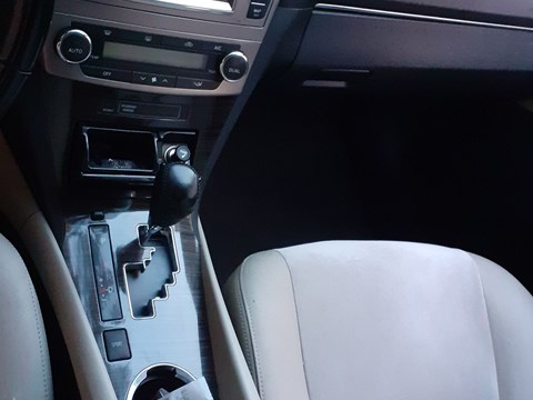2012 Toyota Avensis E Zezë Ne Shitje Foto 4