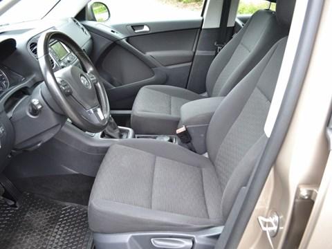 2012 Volkswagen Tiguan Bezhë Ne Shitje Foto 2