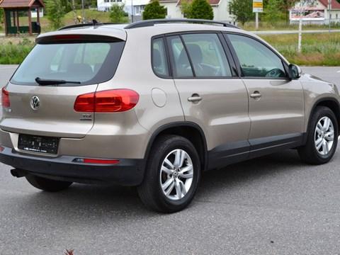 2012 Volkswagen Tiguan Bezhë Ne Shitje Foto 3