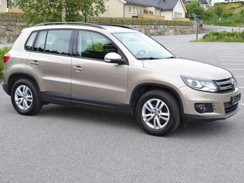 2012 Volkswagen Tiguan Bezhë Ne Shitje Foto 5