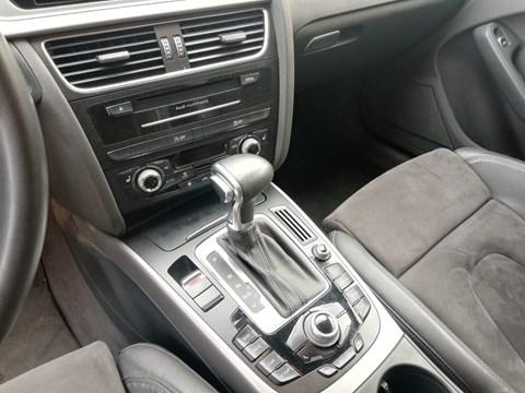2013 Audi A4 E Argjendtë Ne Shitje Foto 2