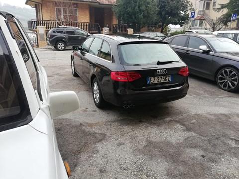 2013 Audi A4 E Argjendtë Ne Shitje Foto 3