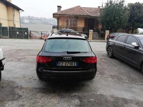 2013 Audi A4 E Argjendtë Ne Shitje Foto 4