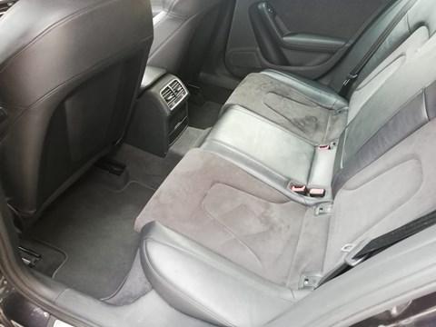 2013 Audi A4 E Argjendtë Ne Shitje Foto 5