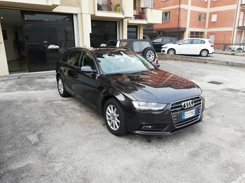 2013 Audi A4 E Argjendtë Ne Shitje Foto 6