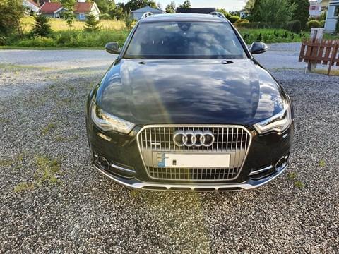 2013 Audi A6 E Zezë Ne Shitje Foto 1