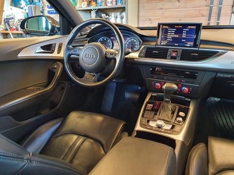 2013 Audi A6 E Zezë Ne Shitje Foto 2