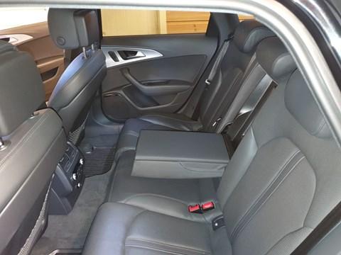 2013 Audi A6 E Zezë Ne Shitje Foto 3