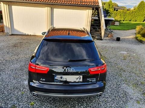 2013 Audi A6 E Zezë Ne Shitje Foto 4