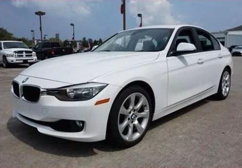 2013 BMW 3 Series E Bardhë Ne Shitje Foto 1