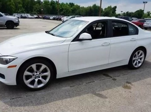 2013 BMW 3 Series E Bardhë Ne Shitje Foto 2