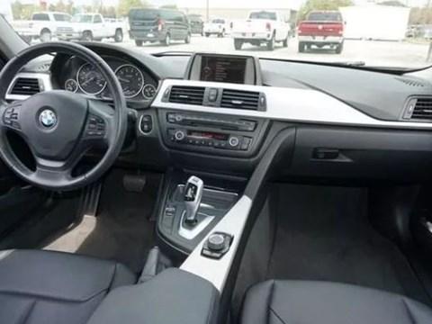 2013 BMW 3 Series E Bardhë Ne Shitje Foto 3