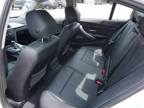 2013 BMW 3 Series E Bardhë Ne Shitje Foto 4