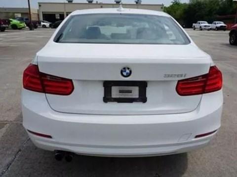 2013 BMW 3 Series E Bardhë Ne Shitje Foto 5