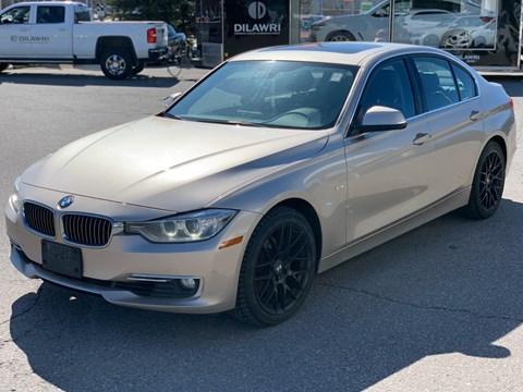 2013 BMW 3 Series Rozë Ne Shitje Foto 2