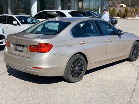 2013 BMW 3 Series Rozë Ne Shitje Foto 3