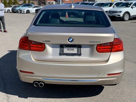 2013 BMW 3 Series Rozë Ne Shitje Foto 4