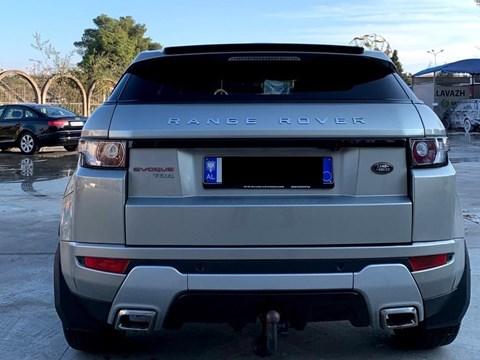 2013 Land Rover ALL-NEW Range Rover E Argjendtë Ne Shitje Foto 3