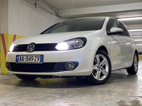 2013 Volkswagen Golf E Bardhë Ne Shitje Foto 1