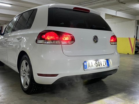 2013 Volkswagen Golf E Bardhë Ne Shitje Foto 4