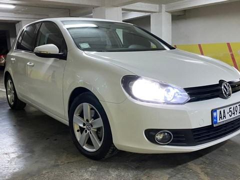 2013 Volkswagen Golf E Bardhë Ne Shitje Foto 5
