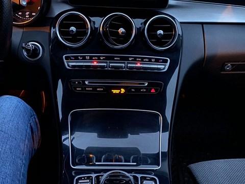 2014 Mercedes-Benz C-Class Gri Ne Shitje Foto 2
