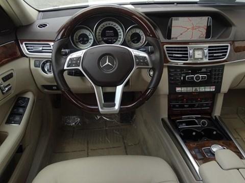 2014 Mercedes-Benz E-Class E Bardhë Ne Shitje Foto 4