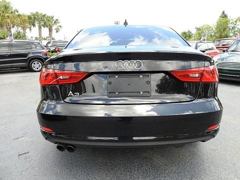 2015 Audi A3 E Zezë Ne Shitje Foto 4