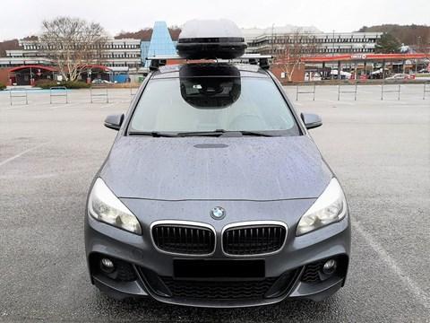 2015 BMW 2 Series Gri Ne Shitje Foto 1