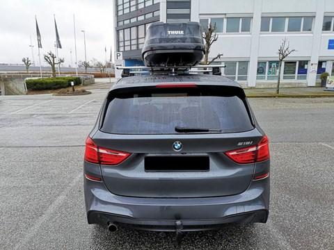 2015 BMW 2 Series Gri Ne Shitje Foto 3