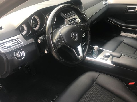 2015 Mercedes-Benz E-Class Gri Ne Shitje Foto 5