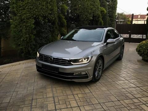 2015 Volkswagen Passat Gri Ne Shitje Foto 1